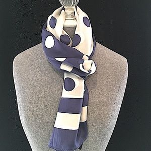 💙NEW💙 Specialty House 100% Silk Scarf NEW!